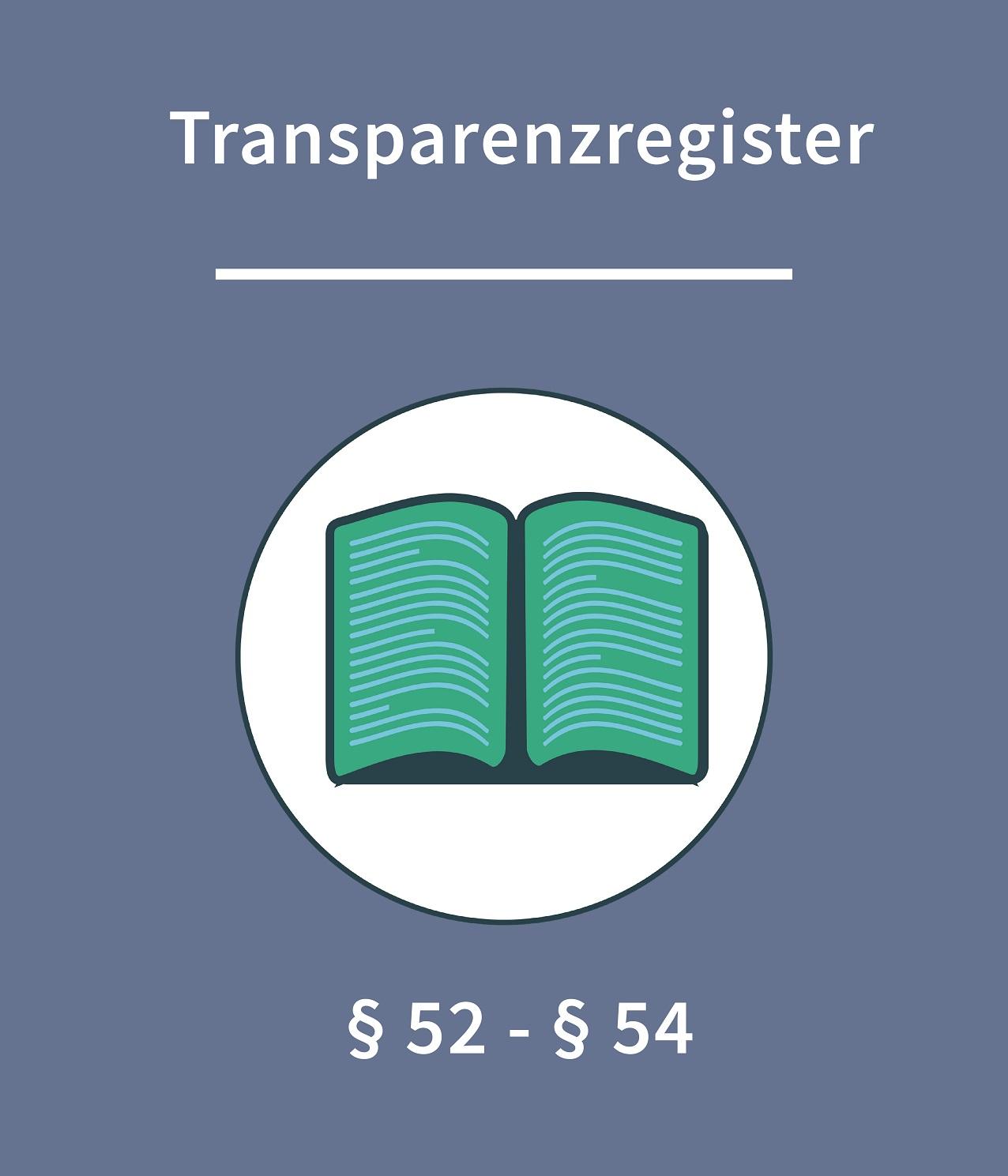 Transparenzregister: Lösung zu Gebühren-befreiung und Eintragungspflicht