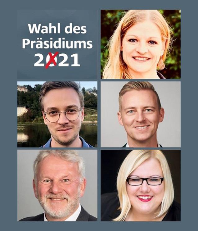 Präsidiumswahl beim Deutschen Musikrat: BMCO stellt fünf Kandidierende